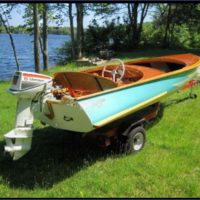1956 Penn Yan Swift CZT (12ft) w/trailer, restored and hardly used, WILL DELIVER to NH or ME in May